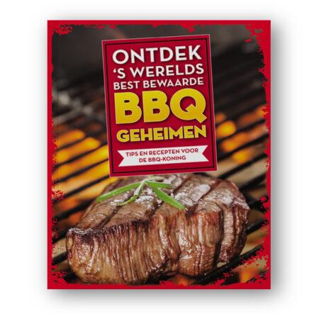 Koop nu BBQ Receptenboek - Laagste prijs