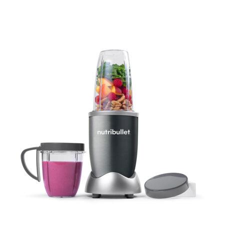 Koop nu NutriBullet 600 Series - Blender - 8-delig - Grijs - Laagste prijs