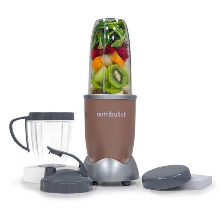 Koop nu NutriBullet 9-delig - 900 Series - Shimmer Sand - Laagste prijs