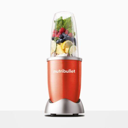 Koop nu NutriBullet 600 Series - Blender - 5-delig - Red Scarlet - Laagste prijs