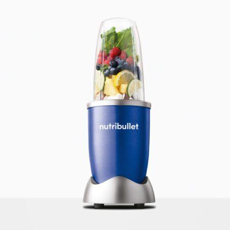 Koop nu NutriBullet 600 Series - Blender - 5-delig - Blue Ocean - Laagste prijs