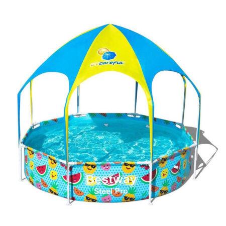 Koop nu Bestway My First Frame Pool - Splash in shade - Laagste prijs