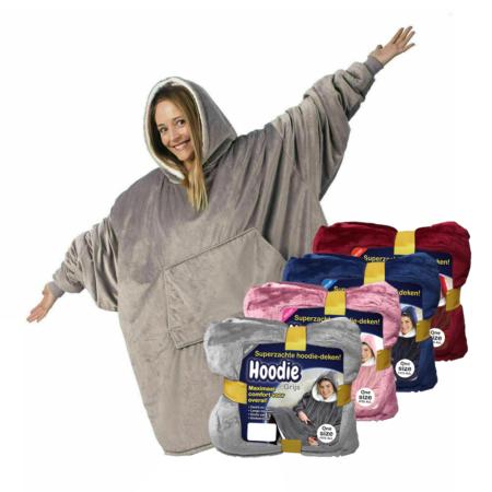 Koop nu Huggle Hoodie - Laagste prijs